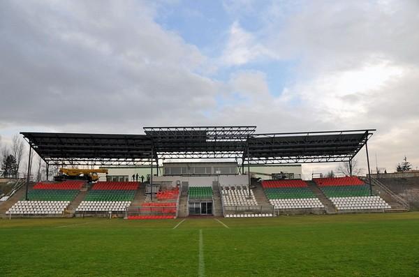 """Spontaniczna akcja na Facebook-u """"Chcemy nowego Stadionu Ludowego dla Zagłębia"""""""