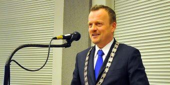 Arkadiusz Chęciński zaprzysiężony na Urząd Prezydenta Miasta Sosnowca