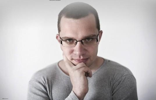 Spotkanie autorskie z Łukaszem Orbitowskim