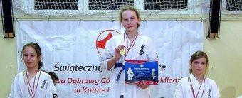 Świateczny turniej Kyokushin w Dąbrowie Górniczej