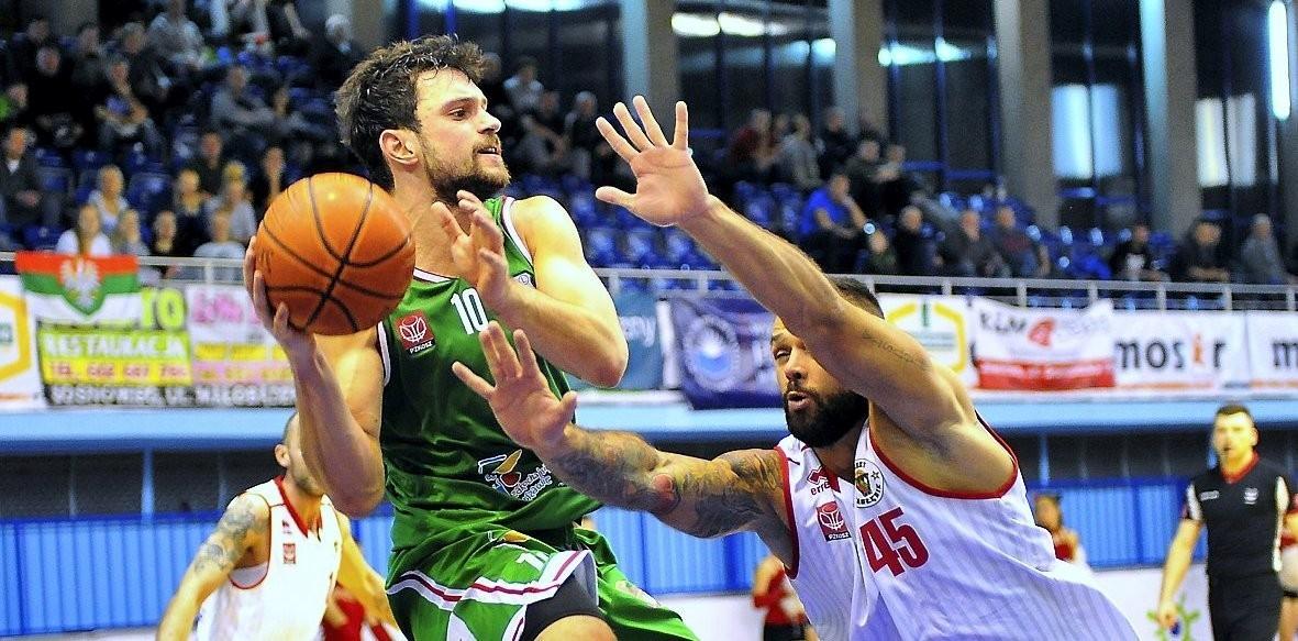 Wielka koszykówka w Sosnowcu