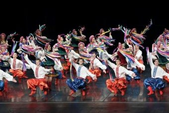 W Sosnowcu wystąpi Narodowy Balet Ukrainy VIRSKI
