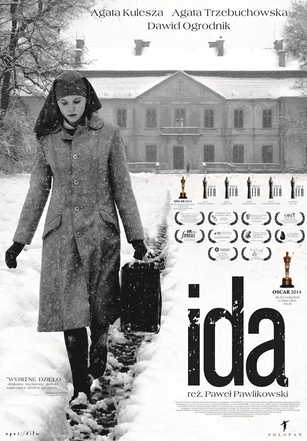 """W MDK Kazimierz  darmowa projekcja filmu """"Ida"""""""