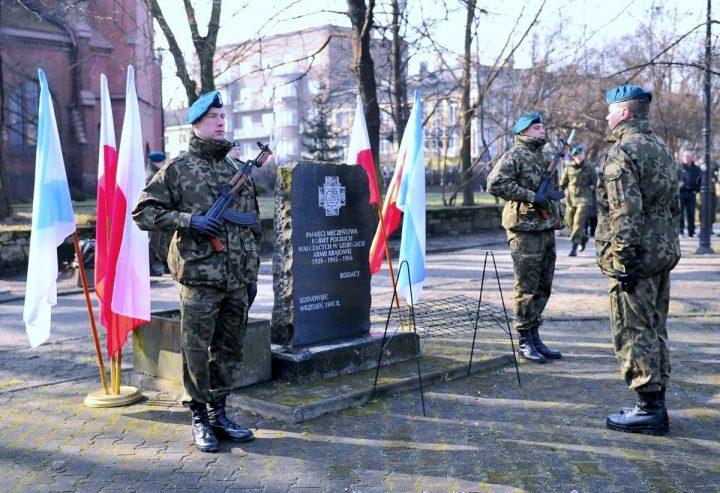 Sosnowiec godnie uczcił pamięć Żołnierzy Wyklętych