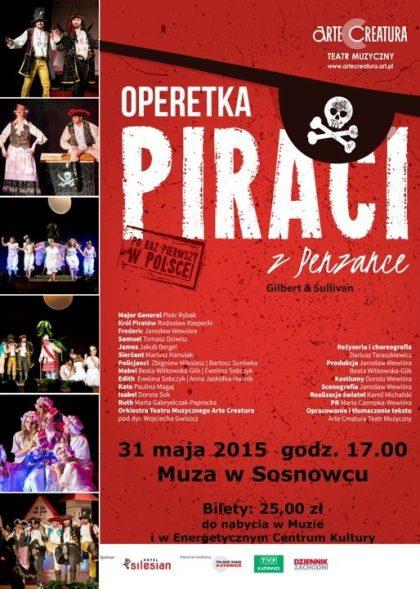 """""""Piraci z Penzance"""" w Muzie"""