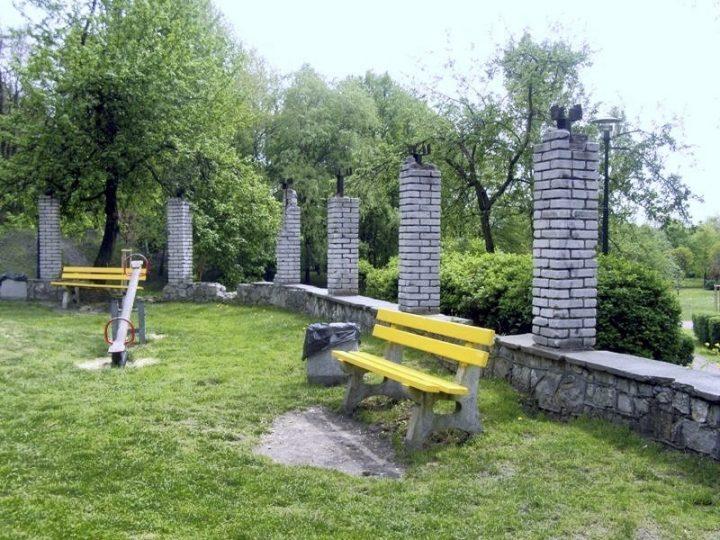 Przegląd parków – cz. II Park przy ul. Kępa z budżetem obywatelskim w tle