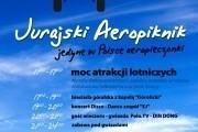 Piknik lotniczy i otwarcie lądowiska w Niegowoniczkach