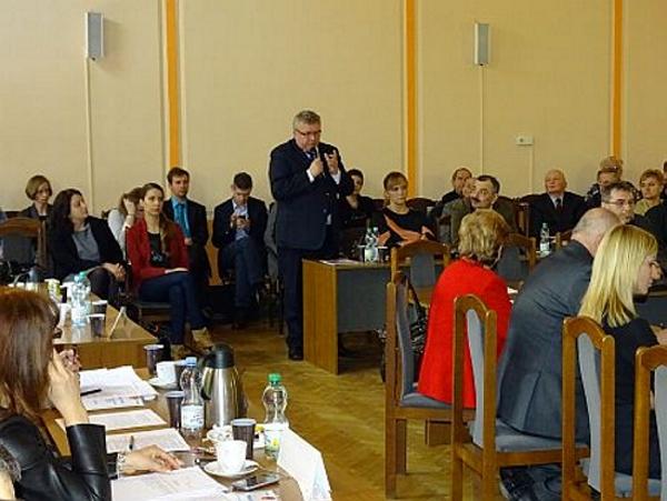 Program zmian w PZZOZ w Będzinie został przyjęty