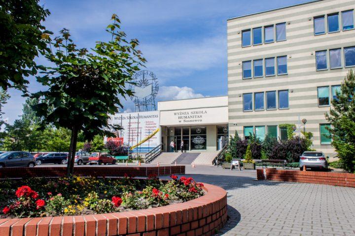 Starcie kandydatów o fotel prezydenta Sosnowca w Wyższej Szkole Humanitas