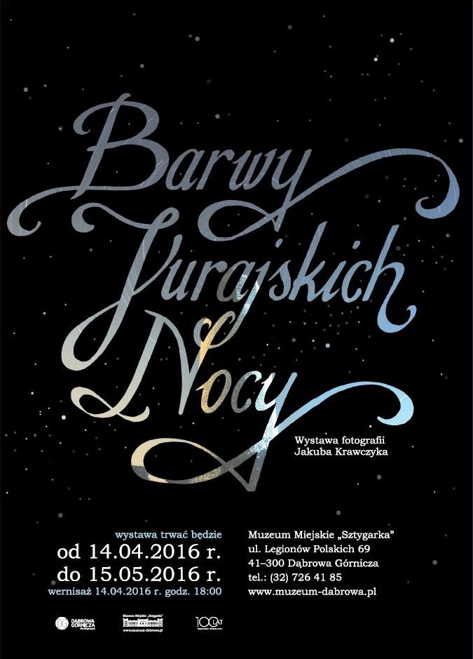 """Barwy Jurajskich Nocy w Muzeum Miejskim """"Sztygarka"""""""