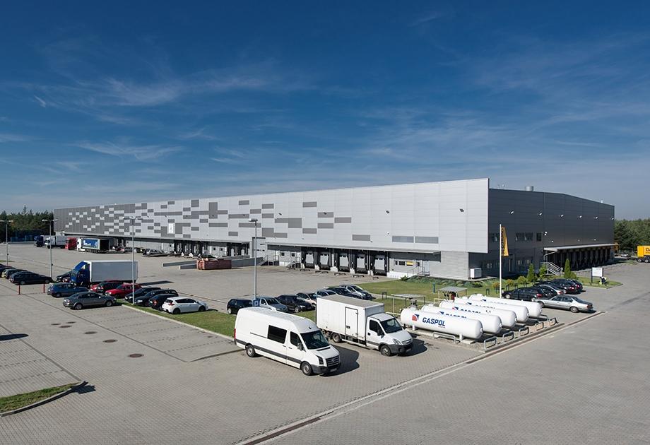 Biuro Inwestycji Kapitałowych z pozwoleniem na rozbudowę Śląskiego Centrum Logistycznego w Sosnowcu