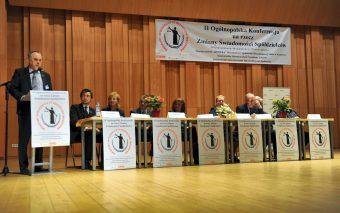 II Ogólnopolska Konferencja na Rzecz Zmiany Świadomości Spółdzielców