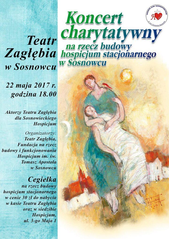Koncert – aktorzy Teatru Zagłębia dla Hospicjum