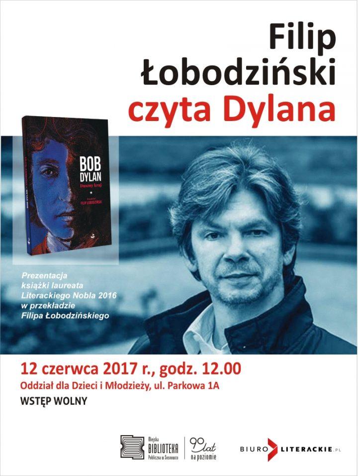 Filip Łobodziński czyta Dylana