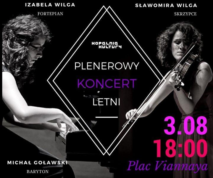 Letni Koncert Plenerowy w Czeladzi