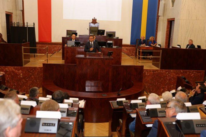 Górnośląsko-Zagłębiowska Metropolia bez szefa i zarządu. Zgromadzenie zostało przerwane