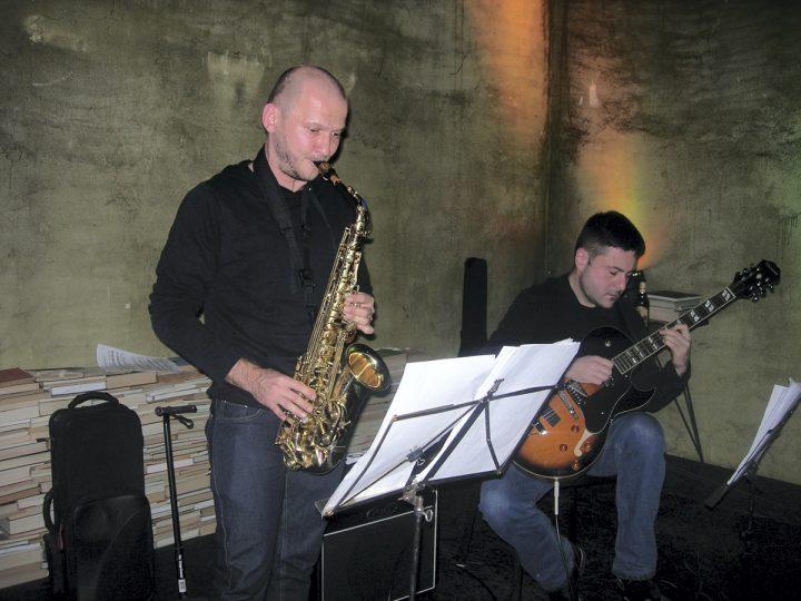 Bartosz Mizera i Rafał Zapaśnik zagrają w Artkwarium