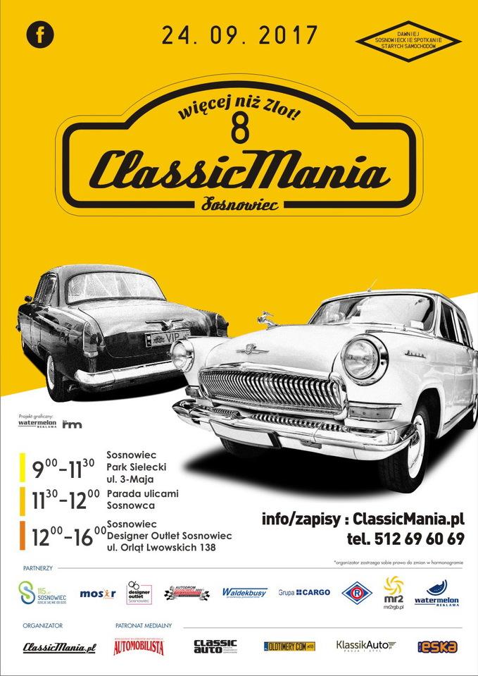Zlot Starych Samochodów ClassicMania 8