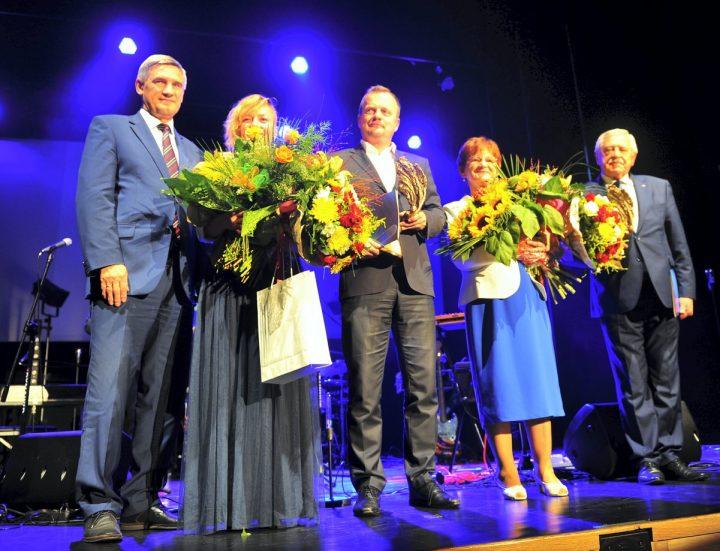 Przyznano Nagrody Miasta Sosnowca w dziedzinie kultury za 2016 rok