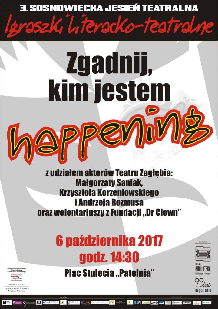 Aktorzy Teatru Zagłębia znowu w centrum miasta