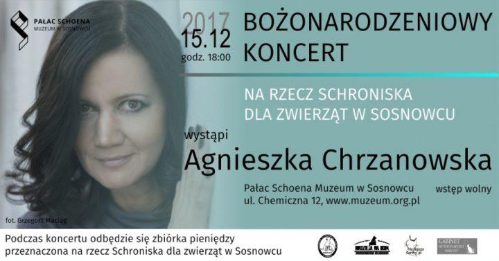 Koncert i zbiórka pieniędzy na rzecz Schroniska dla zwierząt w Sosnowcu