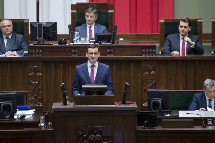 Premier o samorządach