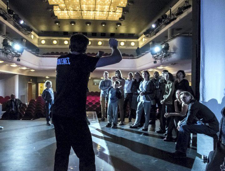 """Warsztaty w ramach """"Akcji Teatr"""""""