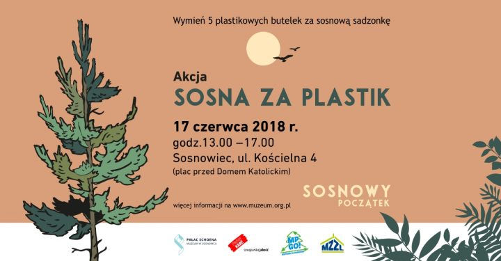 Sosna za plastik