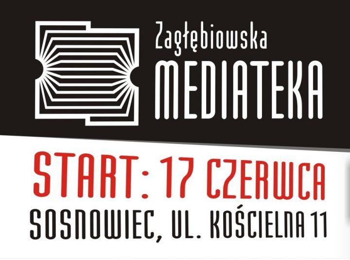 Otwarcie Zagłębiowskiej Mediateki