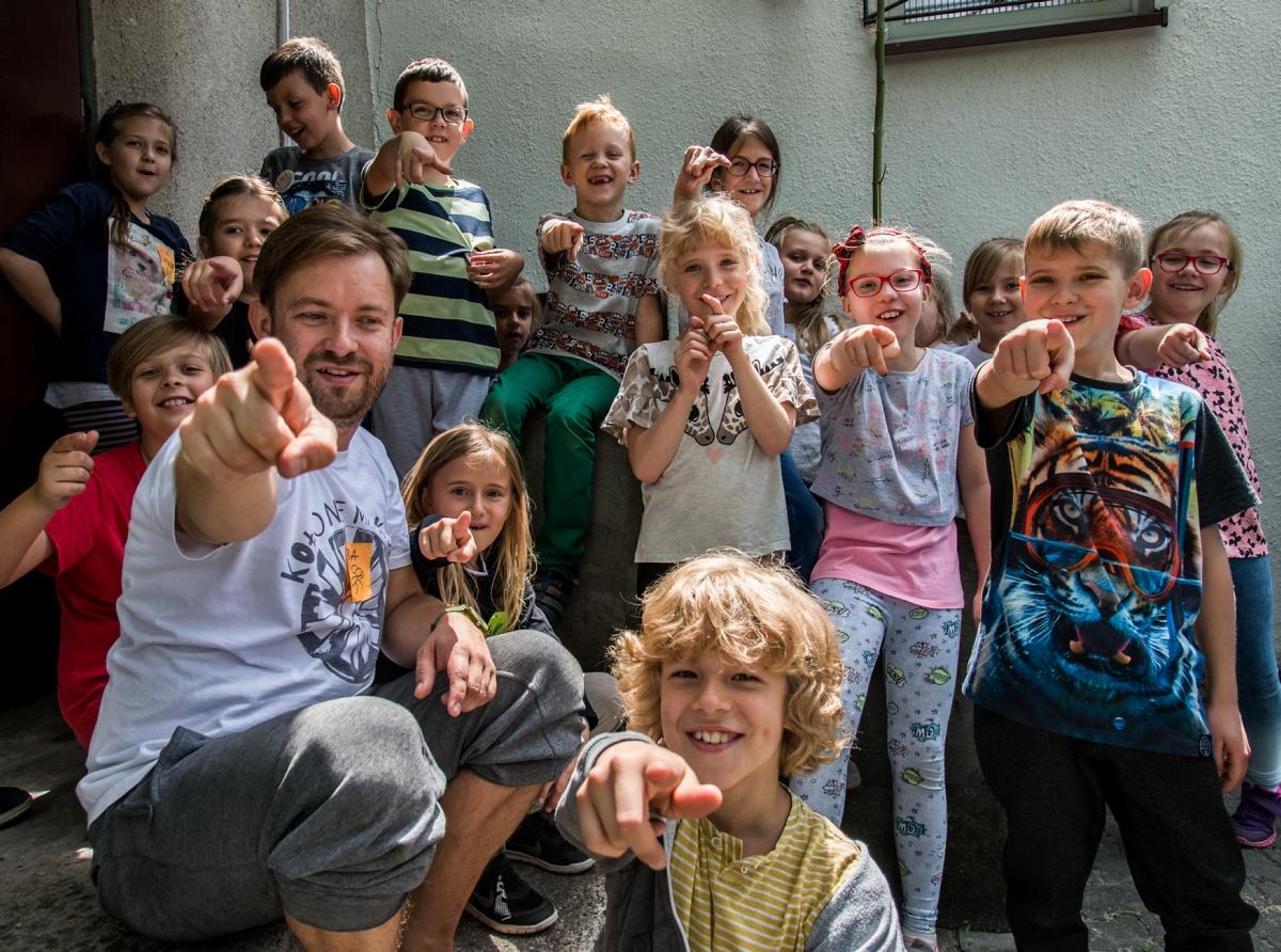 Dzieci i ryby, czyli Lato w teatrze w Sosnowcu