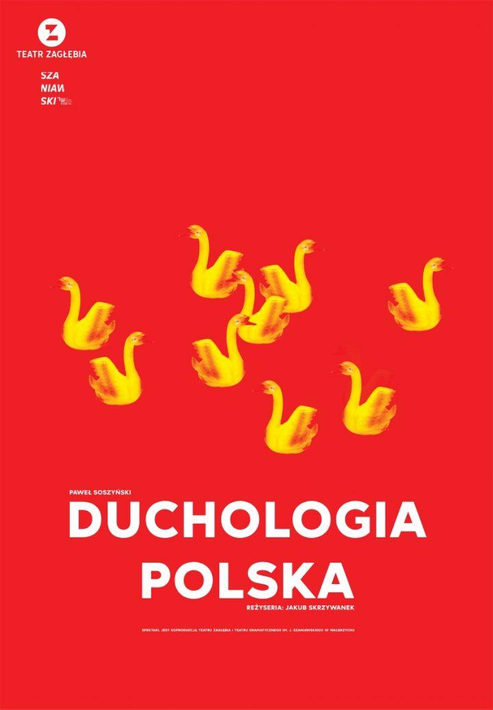 """Premiera """"Duchologii polskiej"""" w Teatrze Zagłębia"""