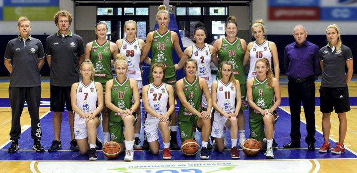 Koszykarki JAS-FBG Zagłębie rozpoczynają sezon w I lidze