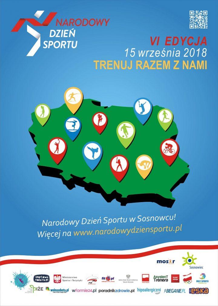 Narodowy Dzień Sportu w Sosnowcu