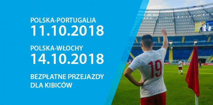 Koleje Śląskie – bezpłatne przejazdy i dodatkowe pociągi na mecze na Stadionie Śląskim