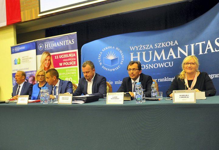 Debata prezydencka Sosnowiec 2018