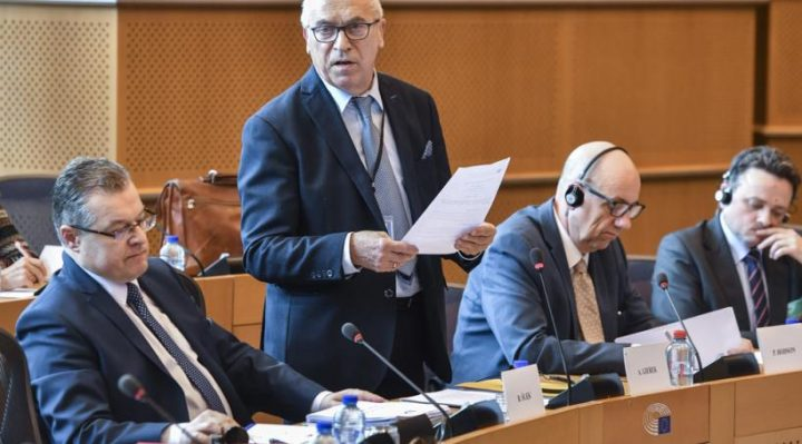 Adam Gierek: Parlament Europejski po nowych wyborach stanie się bardziej spolaryzowany