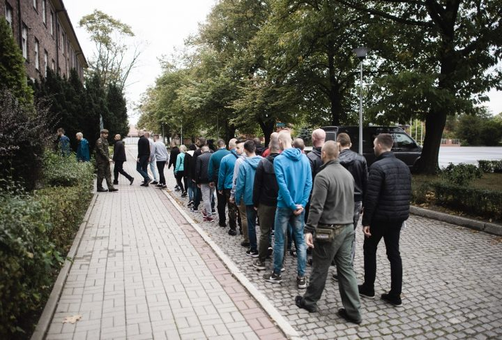 Kolejni kandydaci śląskich terytorialsów rozpoczęli szolenie