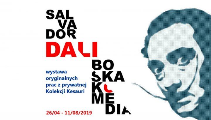 Salvador Dali – Boska komedia. Z prywatnej kolekcji Kesauri