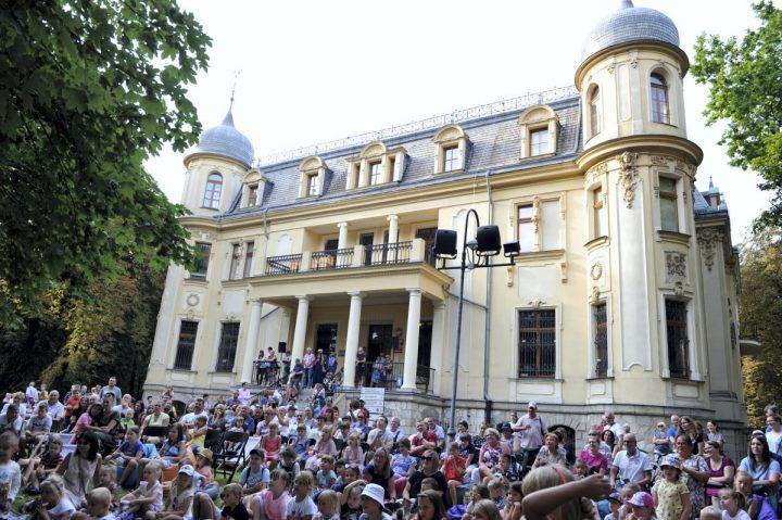 Festyn rodzinny w Pałacu Schoena